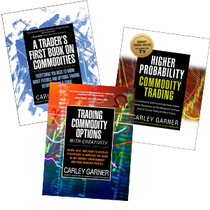 Commodity Trading Books by Carley Garner