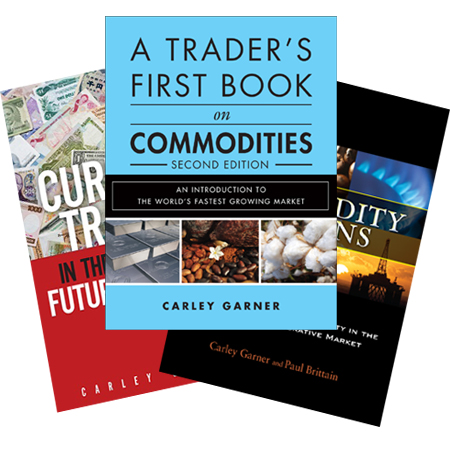 Commodity futures and options trading